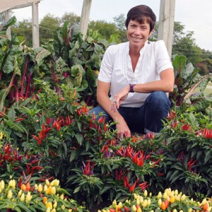 Pam Bennett will be presenting Totally Awesome Annuals to the public.